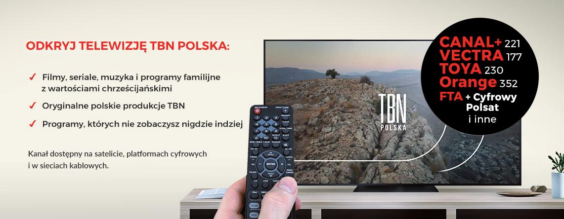 Jak odbierać TBN Polska